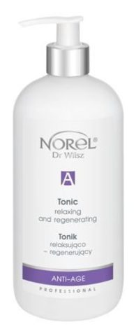 *Восстанавливающий тоник (NOREL/ANTI-AGE/500мл/PT 003)