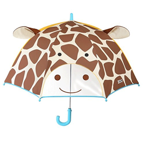 Детский зонтик Жираф
