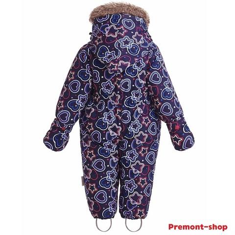 Комбинезон Premont Зима Млечный путь WP91052 BLUE
