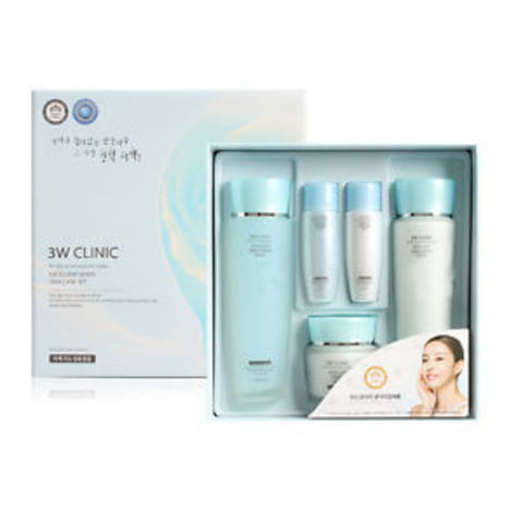 3W CLINIC Excellent White Skincare 3 kit Set