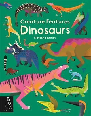 Kitab Creature Features: Dinosaurs | Natasha Durley