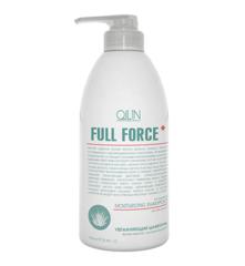 OLLIN full force увлажняющий шампунь против перхоти с экстрактом алоэ 750мл