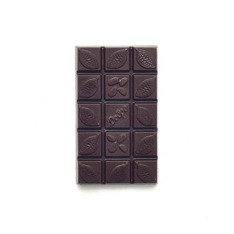 Детский шоколад молочный, 54% какао на меду (классический), 50 гр.