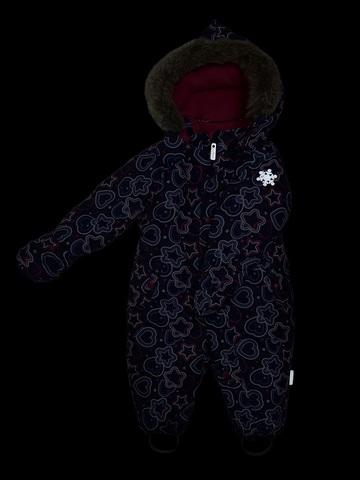 Детский комбинезон Premont Млечный путь WP91052 BLUE