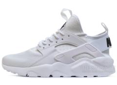 Кроссовки Мужские Nike Air Huarache Run Ultra White