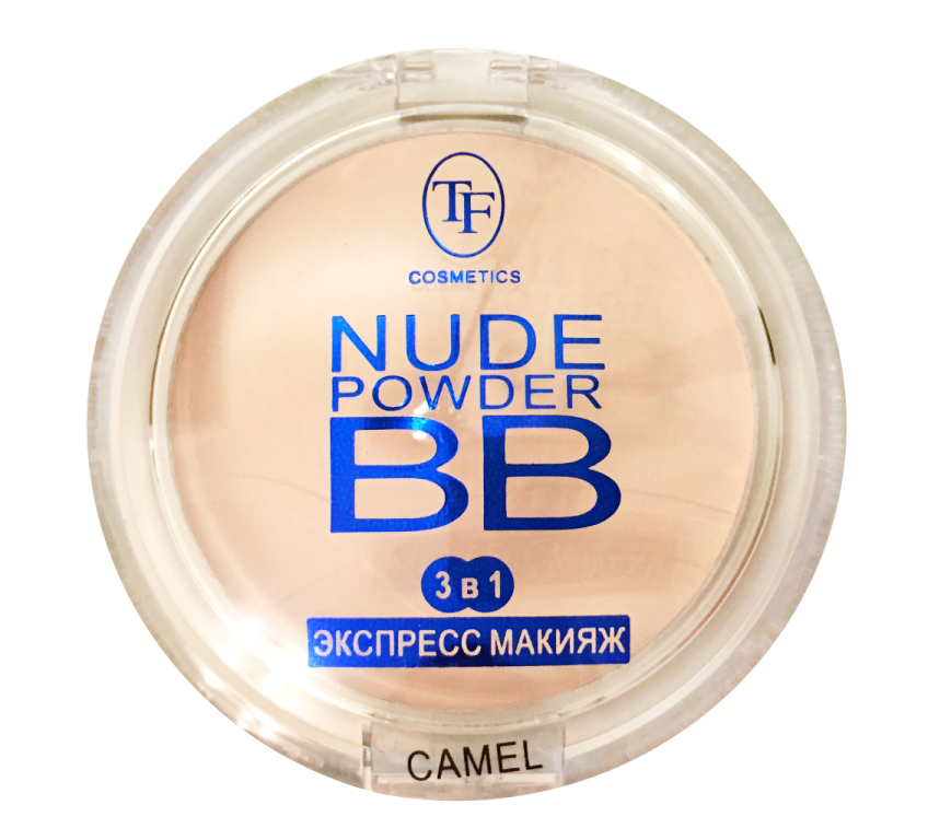 Пудра NUDE BB powder