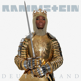 Rammstein / Deutschland (7' Vinyl Single)