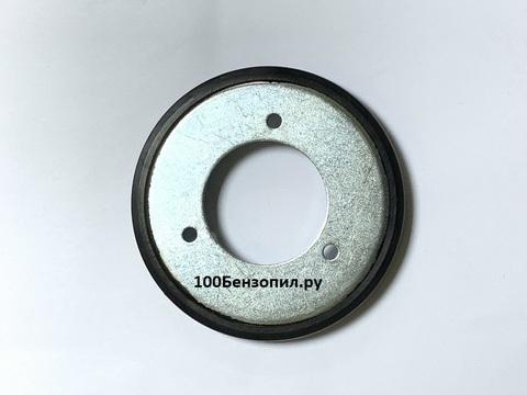 Фрикционное кольцо с диском  для снегоуборщиков 130х15мм