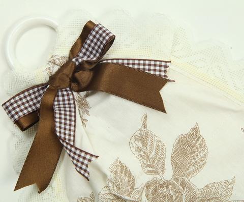 Держатель туалетной бумаги Old Florence Амели коричневый