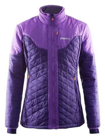 Женская лыжная куртка Craft Insulation XC 1903576-2463 фото