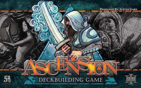 Ascension: Deckbuilding Game (English third edition)