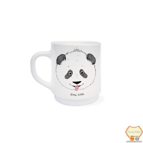 Чашка маленькая Панда буль-буль