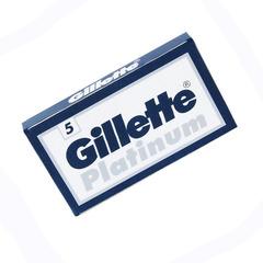 Сменные лезвия Gillette Platinum