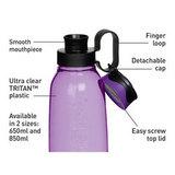 Бутылка для воды из тритана с петелькой 650 мл, артикул 665, производитель - Sistema, фото 6