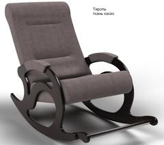 Кресло-качалка Тироль Ткань
