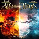 Russel Allen, Anette Olzon / Worlds Apart (RU)(CD)