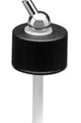 Сифонная крышка для боковой подачи аэрографов Iwata
