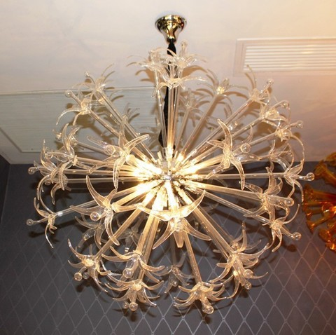 murano chandelier  14-18 by Arlecchino Arts ( HK)