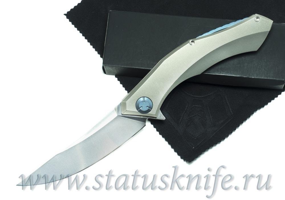 Нож Широгоров ПолучОткий М390 SIDIS дизайн
