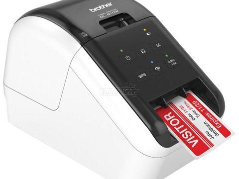 Принтер для печати наклеек Brother QL-810W