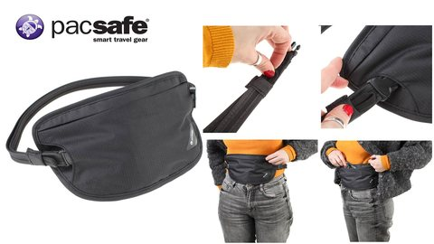 кошелек Pacsafe Coversafe V100