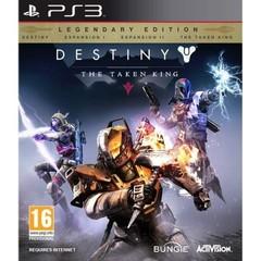 ИГРА PS3 Destiny: The Taken King. LE en