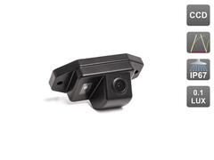 Камера заднего вида для Toyota LC 90 Avis AVS326CPR (#097)