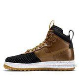 Кроссовки Мужские Nike Lunar Force 1 DUCKBOOT Black Wood White