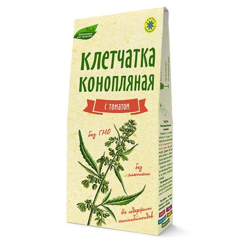 Клетчатка конопляная с томатом, 150 гр. (Компас Здоровья)