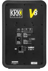 KRK V8S4 активный студийный монитор