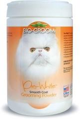 Пудра мягкая для собак и кошек, Bio-Groom Pro White Smooth, 178 мл