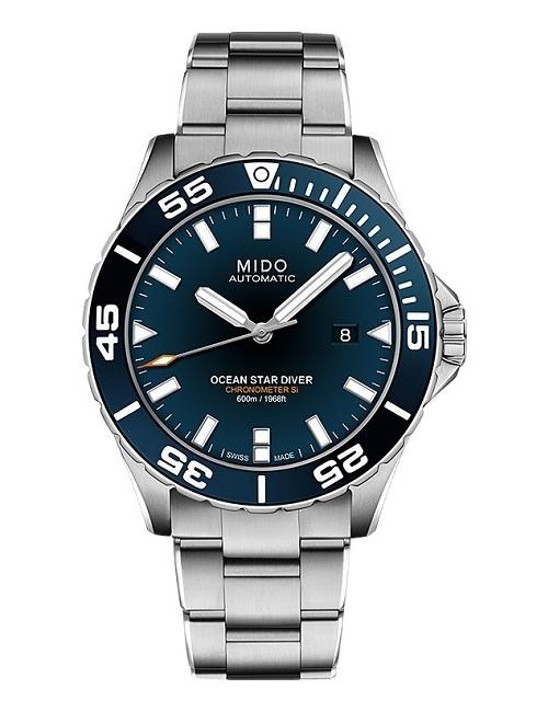 Часы мужские Mido M026.608.11.041.00 Ocean Star Captain