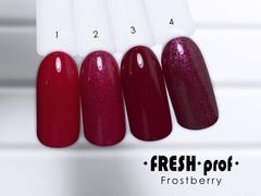 Гель-лак  Fresh prof Frost Berry FB №02