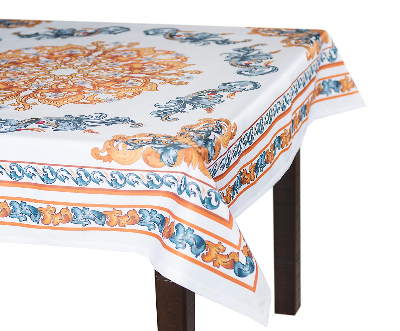 Кухня Скатерть 140x140 Blonder Home Delight оранжевая skatert-140x140-blonder-home-delight-oranzhevaya-ssha-rossiya.jpg