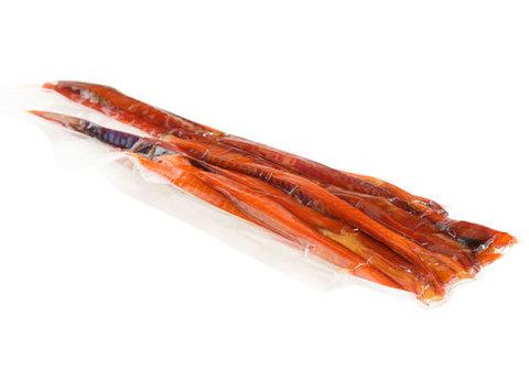 Горбуша палочки вяленые, 250г
