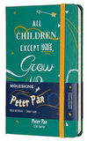 Блокнот Moleskine Limited Peter Pan Pocket 90x140мм 192стр линейка Indians (LEPN01AMM710)