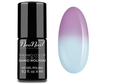 NeoNail Гель-лак UV 6ml Soft Cashmere Термо № 6636-1