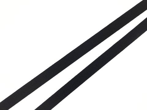 Резинка бретелечная черная 12 мм Lauma