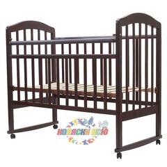 Кроватка качалка Топотушки Лира 2