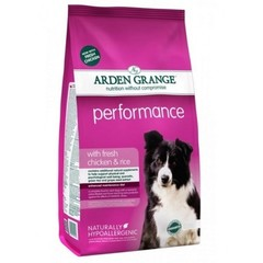 ARDEN GRANGE ADULT DOG PERFORMANCE 12 кг