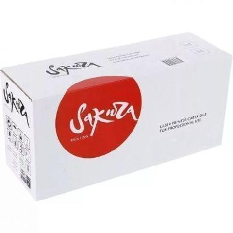 Картридж SAKURA 62D5H00 для Lexmark MX710/MX711/MX810/MX811/MX812, черный, 25 000 к.