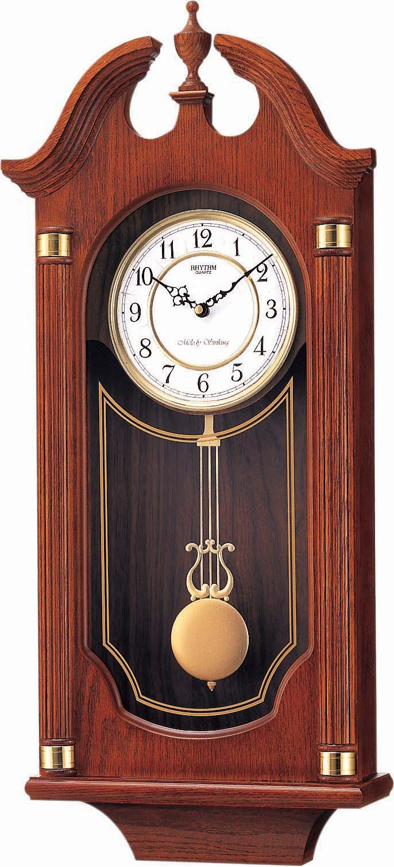 Настенные часы Rhythm CMJ303ER06