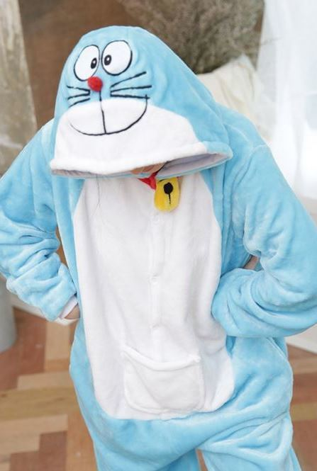 Пижамы кигуруми Кот Дораэмон Кот_Дораэмон.JPG