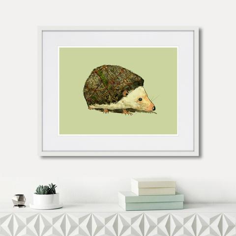 Дженни Капон - Hedgehog rushing