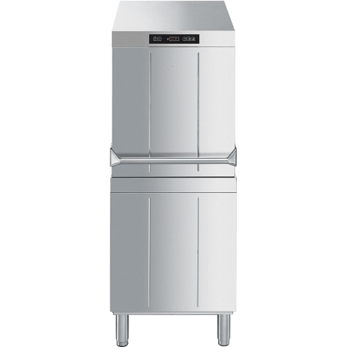 фото 1 Купольная посудомоечная машина Smeg HTY505D на profcook.ru