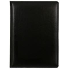 Еженедельник недатированный,чёрный, А4, 195x265мм, 72 л, ATTACHE Каньон