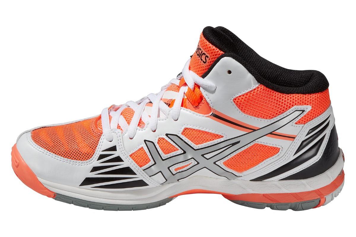 Женские высокие кроссовки для волейбола Asics Gel-Volley Elite 3 MT (B551N 0193) фото