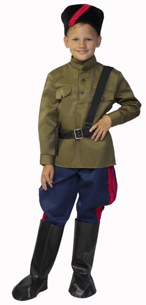 Военная форма Казак военный 3-5 лет