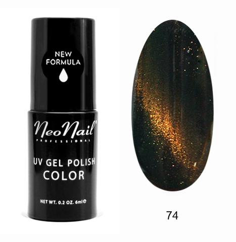 NeoNail Гель-лак UV 6ml Кошачий глаз №74-1 №5107-1