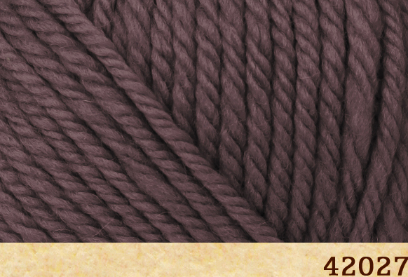 Пряжа FibraNatura Lima 42027 шоколад